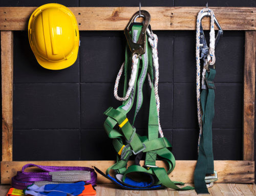 IT'S DANGEROUS TO SKIMP ON PERSONAL PROTECTIVE EQUIPMENT